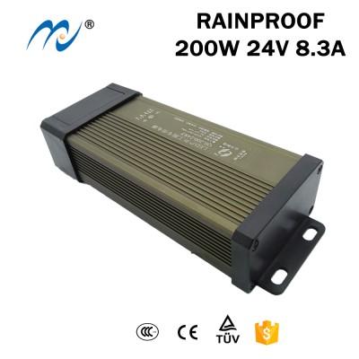 200W24VLED亮化防雨电源