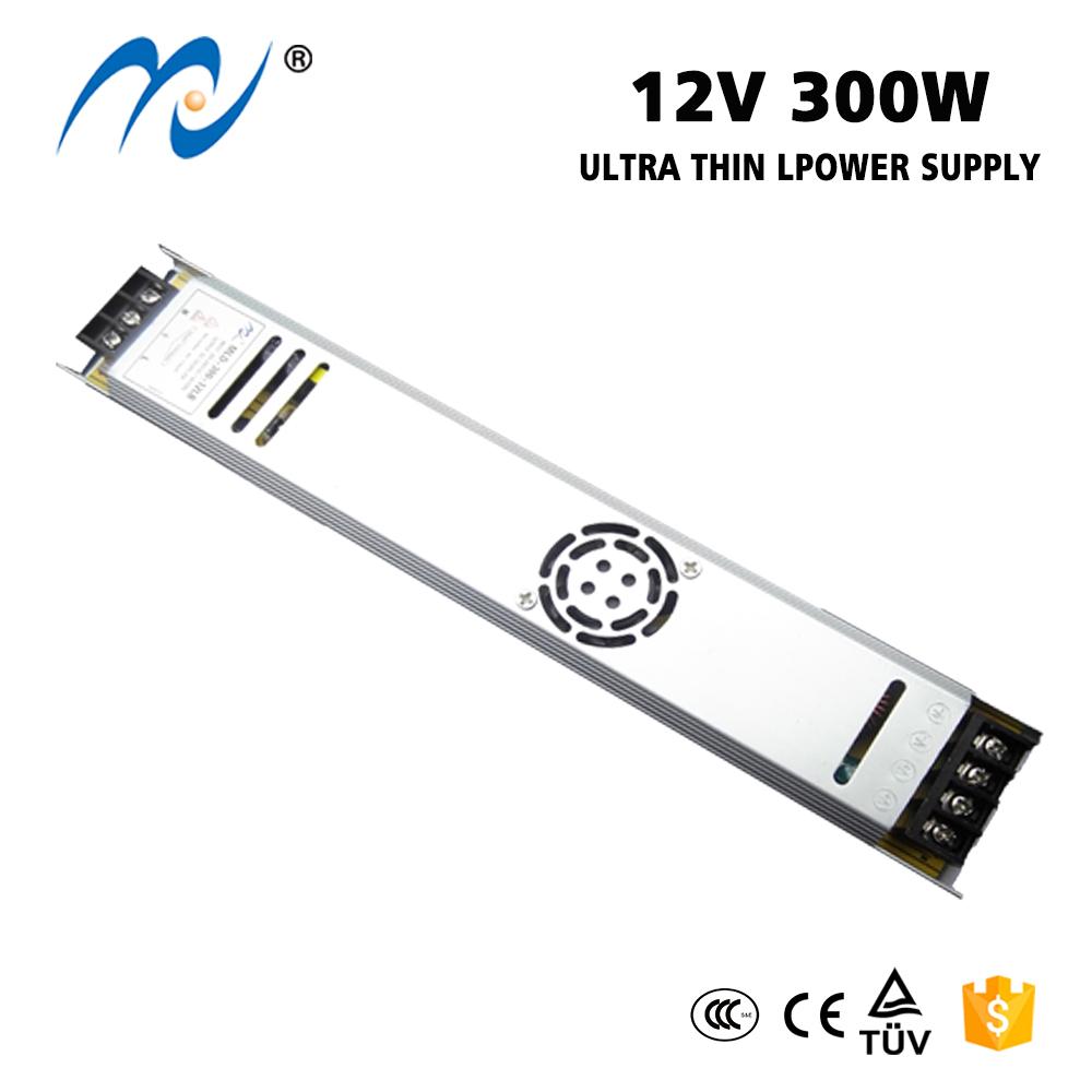 300W12V 超薄灯箱电源