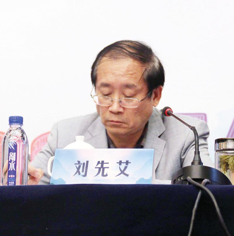 安徽省市场监督管理局广告处刘先艾处长
