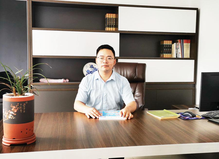 合肥度高广告有限公司总经理汪东生
