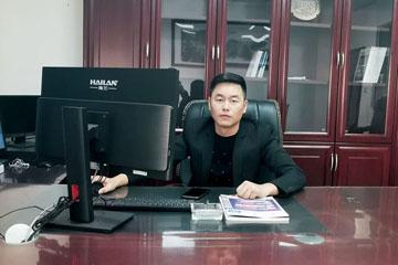 一个有责任担当的创业者 ——访安徽良匠标识标牌有限公司总经理姚键