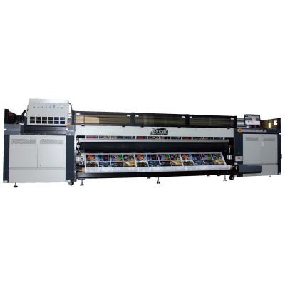 卷平系列-东川R3200 高精度UV卷材打印机