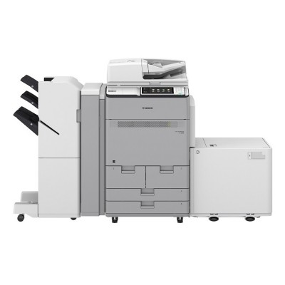 佳能新品imagePRESS C165彩色数码打印机